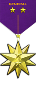 Army Executive General Medal