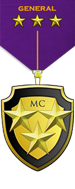 Legion General Medal Army