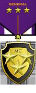 Legion General Medal Army
