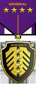 Army Grand General Medal