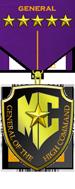 General High Comand Rank Medal