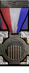 Mex Onyx Mexican-American War medal