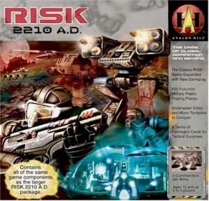 RISK 2210 ad Box cover