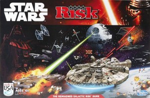 RISK Star Wars 2015 - Box-K150
