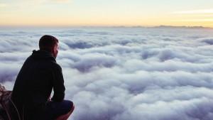 zen relax clouds peace