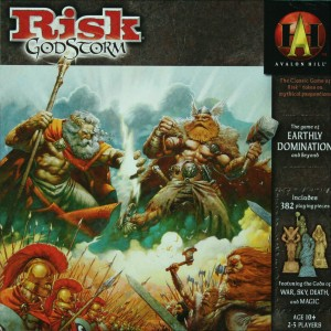 Risk Godstorm Box Cover