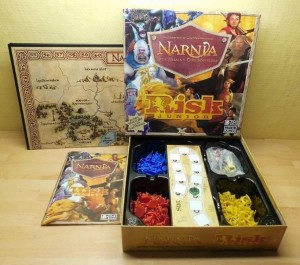 Risk-Junior-Narnia-Complete-Set