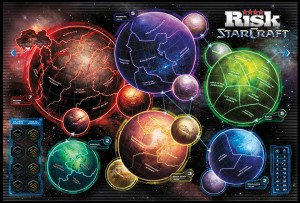 Risk-Starcraft-Map